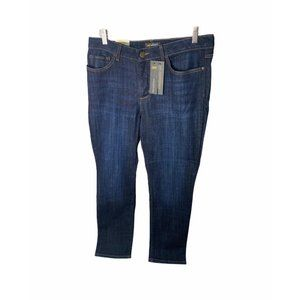 NWT women's 14×30 lee mid rise straight leg jeans